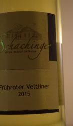 Frühroter Veltliner 2015